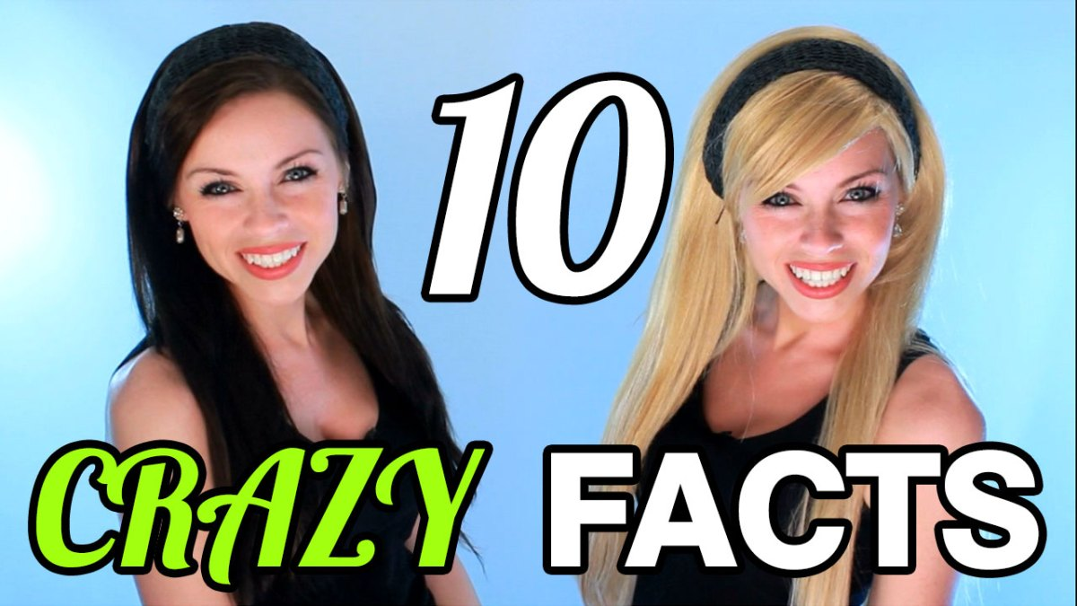 Video: 10 Crazy Facts - Presented by Twins!