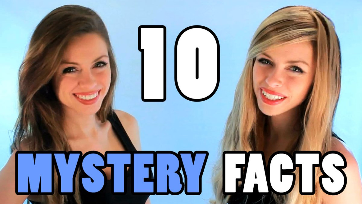 Video: 10 Mysterious Facts