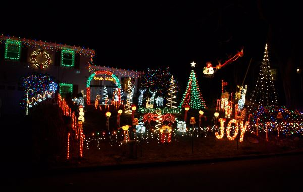 mission holiday lights in nj - Christmas Light Show Nj