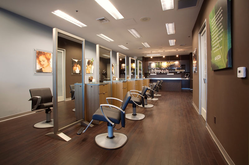 Markham local hair salons