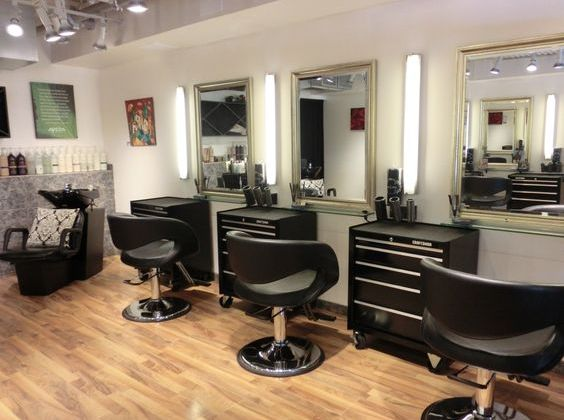 fy hair salon markham interior