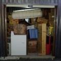 my belongings in storage