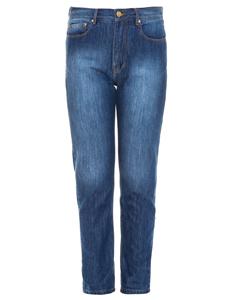 Calça Jeans Mom Dark Amapô