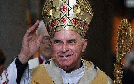 Cardinal Keith O'Brien