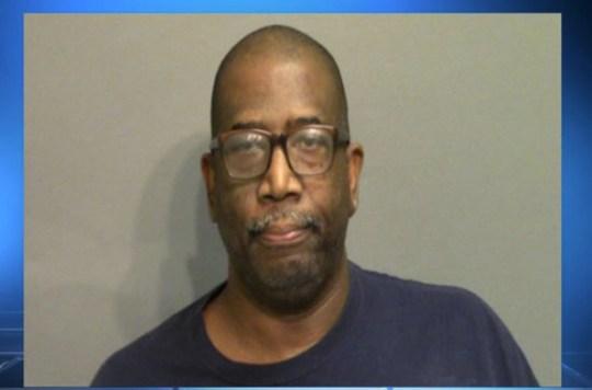 Glynn County Sheriff's Office booking photo of Ken Adkins
