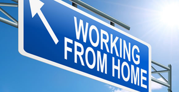Is work at home just fly by night?