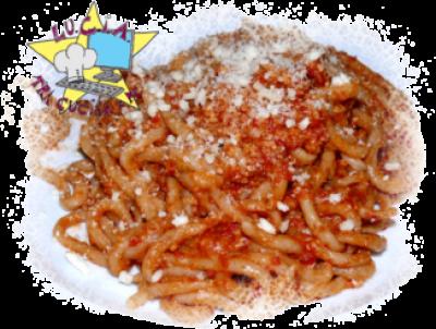 ricette regionali primi di pasta - I Pici