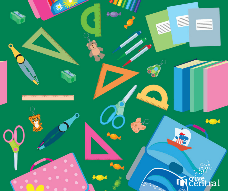 It's Almost Time to Go Back To School: Are You Planning Your Supplies Drive?