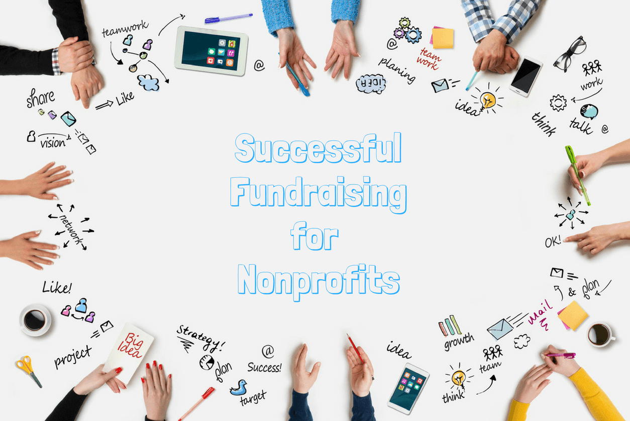 Fundraising for nonprofits – How to run successful campaigns every time.