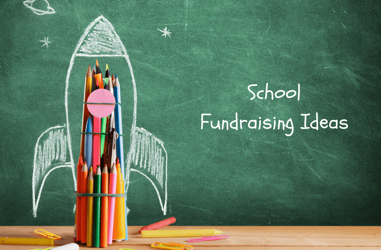 5 Great School Fundraising Ideas