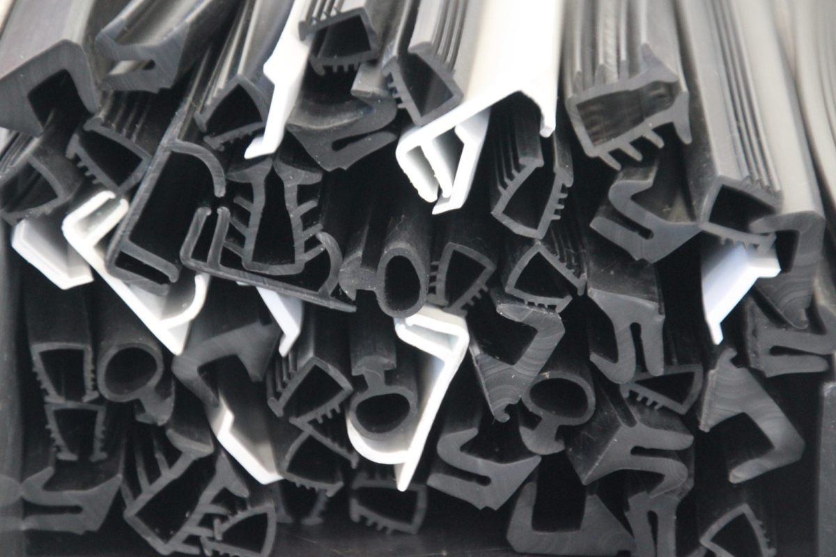 Plastic PVC Gaskets, Seals and Extrusions