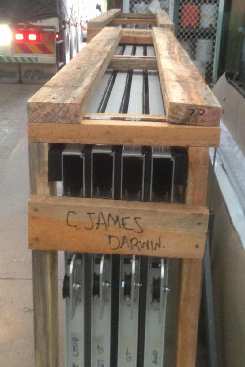 G.James Glass and Aluminium - Bundaberg Branch
