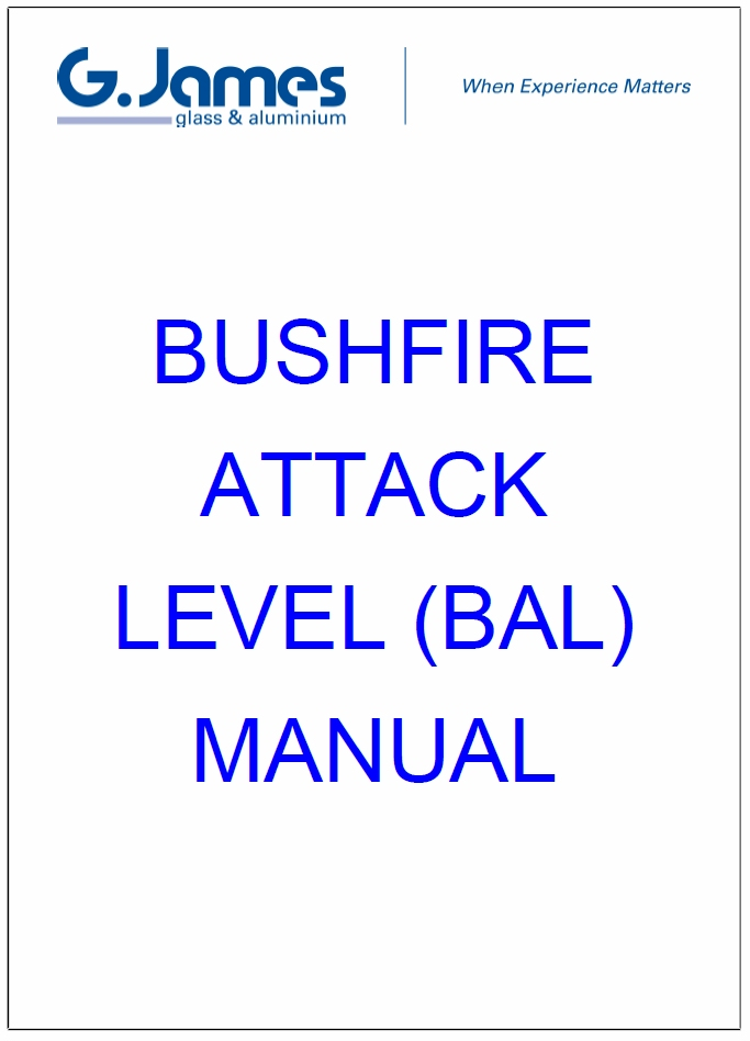 Bushfire risk assessment - BAL rating