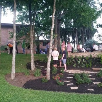 Lovely-evening-along-Sims-Bayou-for-our-annual-Yucca-Flats-party.-Great-hosts-and-neighbors-jetsonia
