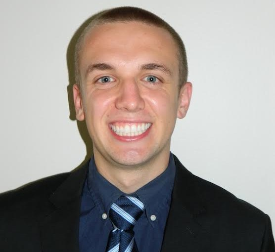 GMR Transcription Scholarship Recipient Invents His Future