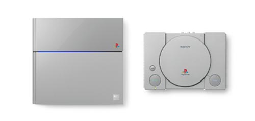 Come And Worship PlayStation's 20th Anniversary Limited Edition Of The PS4!