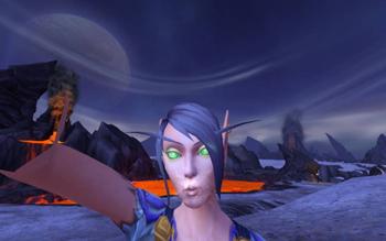 World of Warcraft gains the Selfie Camera!