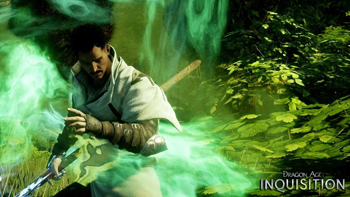 Secret New BioWare Project coming from Veteran Dragon Age Writer