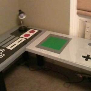 Top 15 Pieces Of Video Game Inspired Furniture
