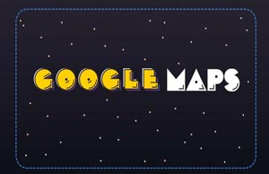 NEW – You can now play Pac-Man on Google Maps!