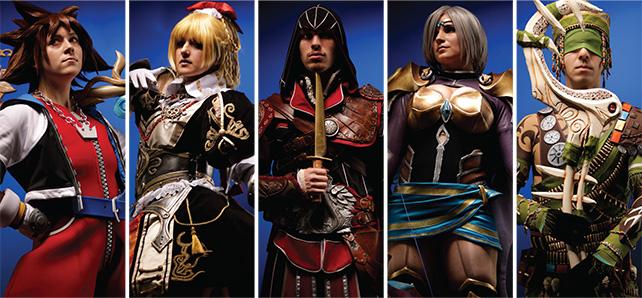 Cosplay & Masquerade