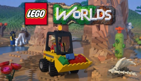 Minecraft-like LEGO – Out NOW on Early Access