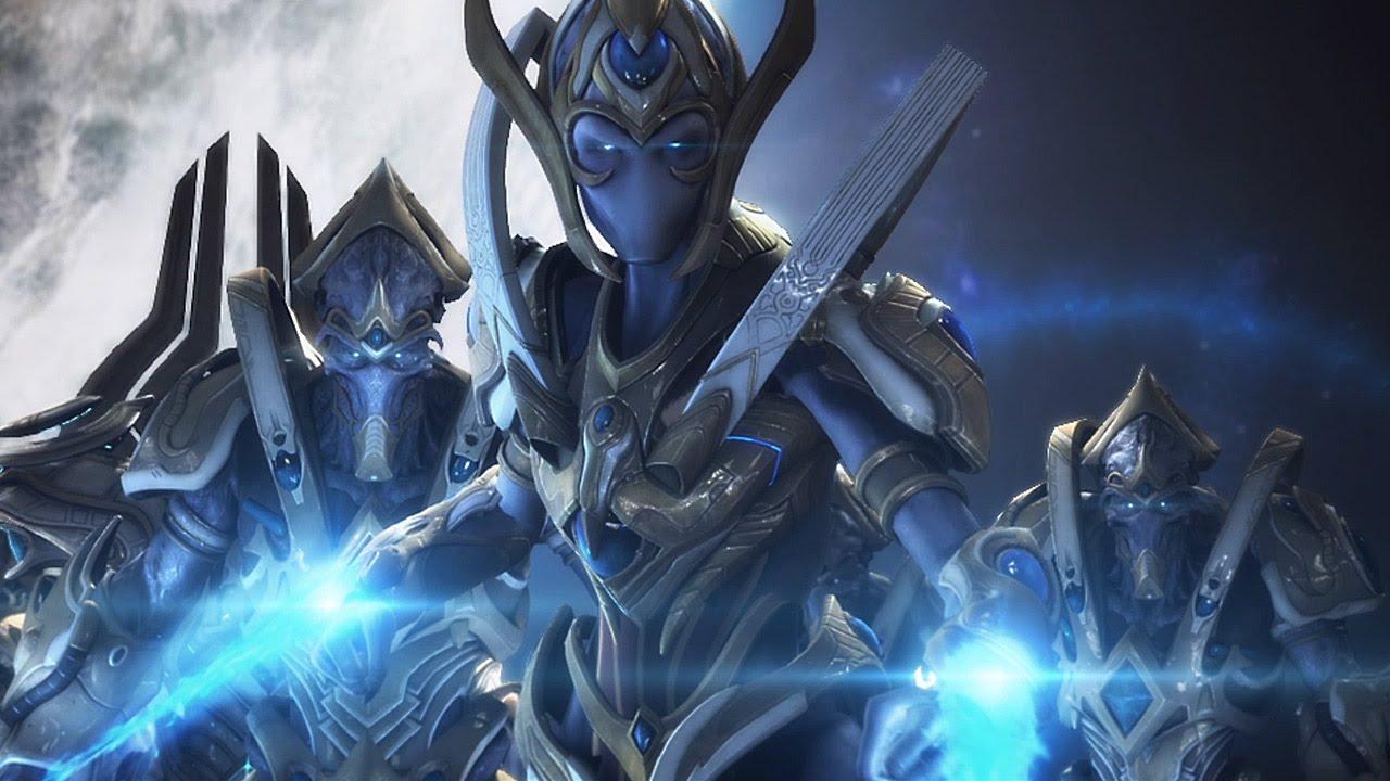 StarCraft 2 - Legend of the Void