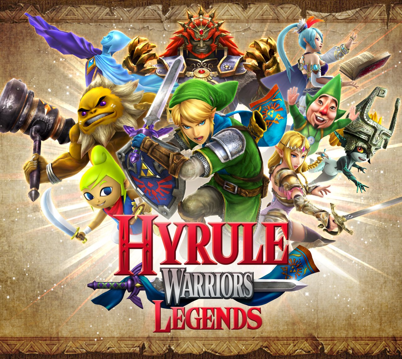Hyrule Warriors Legends – Producer Confirms More Characters