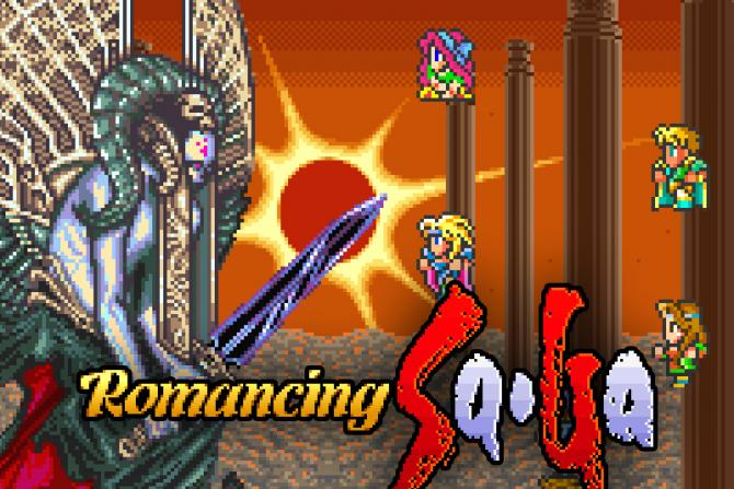 Romancing SaGa – The 1992 Classic now in English