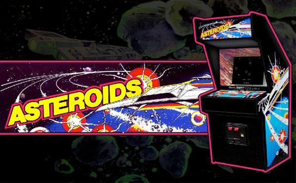 1979 – Asteroids Debuts