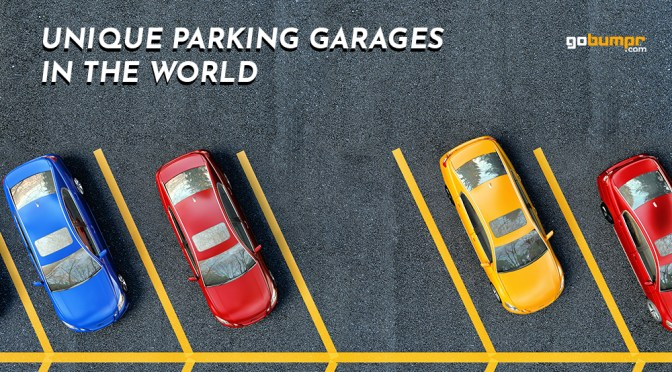 Unique Parking Garages in the World