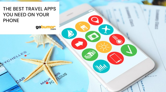 The Best Travel Apps You Need on Your Phone