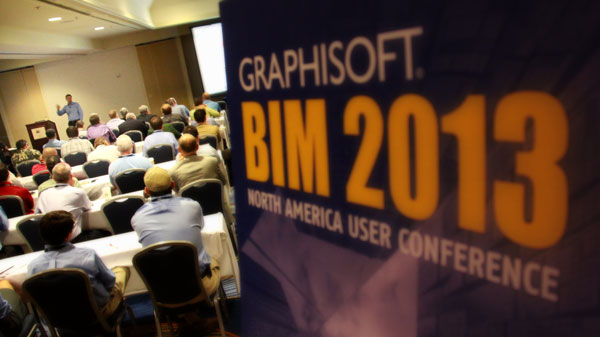 BIM Conference 2013 First Impressions