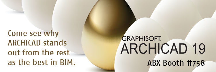 GRAPHISOFT is all about ABX 2015