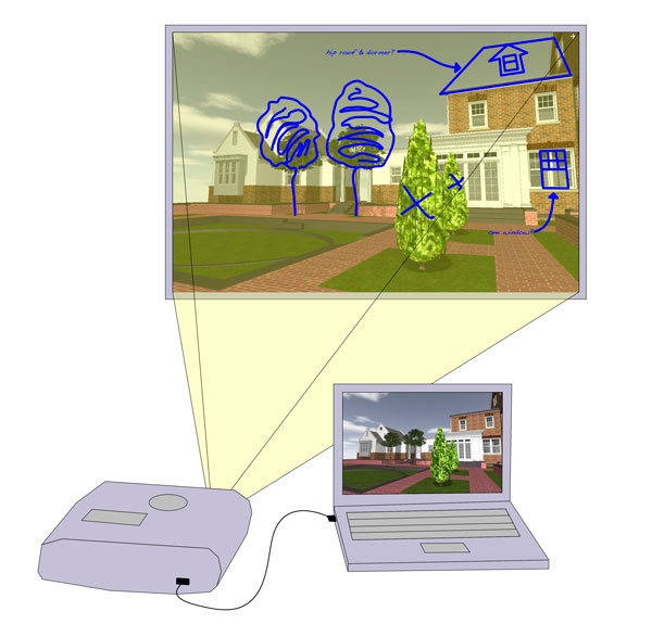 ArchiCAD with an Audience