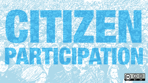 Citizen Participation via CC_opensource.com