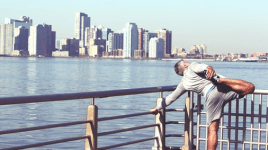 Stretching image