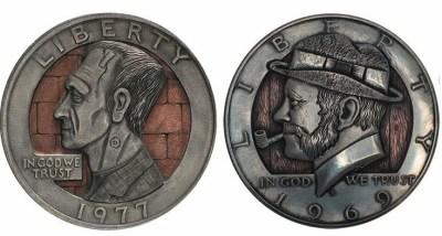 hobo nickels, coins, world coins, famous US  coins