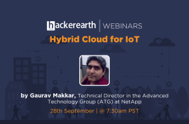 Hybrid Cloud for IoT