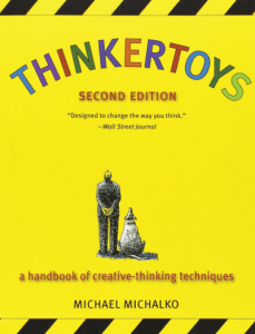 Top 10 must-read books in innovation-Thinkertoys