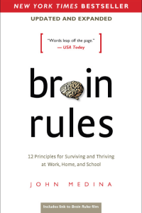 Top 10 must-read books in innovation-Brain Rules