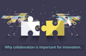 Why collaboration is vital for innovation