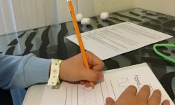 Should we worry about pencil grip?  by Katherine J. Collmer, M.Ed., OTR/L, on the Handwriting is Fun! Blog