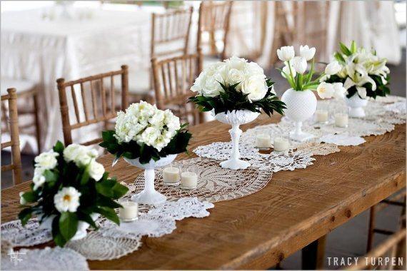 déco de table vintage #2
