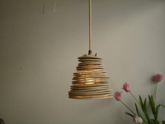 D coration une lampe originale happy chantilly - Lampe pipistrello originale ...
