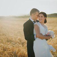 Mariage romantique - Romantic wedding