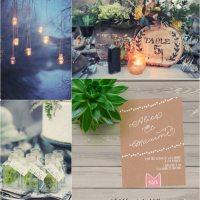 Moodboard: Mariage rustique et d'automne - Fall & rustic weddings