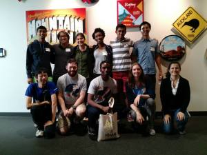 Khan Academy interns at Mozilla
