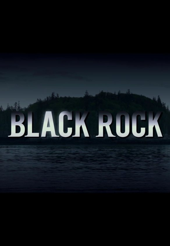 Black Rock Poster