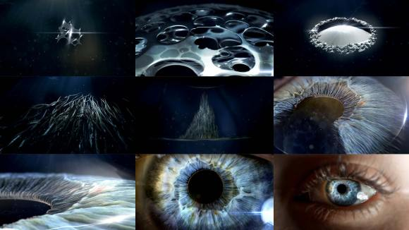 Cosmos title sequence by Big Block Media